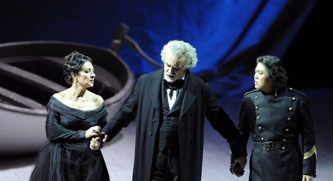 I Vespri Siciliani - Parma 2010 - Giacomo Prestia as Procida with Daniela Dessi