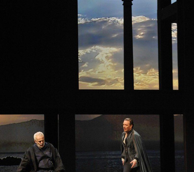 Simon Boccanegra- Teatro La Fenice di Venezia, 2014- Giacomo Prestia as Fiesco con tenore