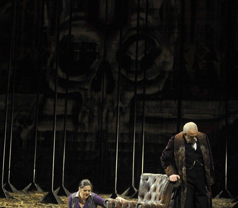 I Masnadieri- Prestia as Moor father- Napoli - scena primo atto duetto con il soprano