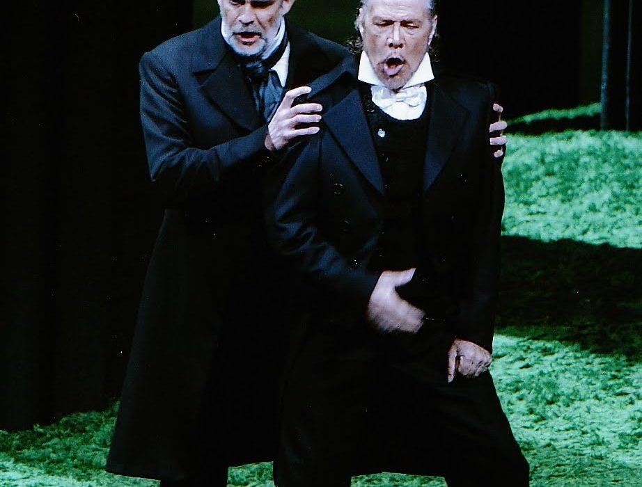 Giacomo Prestia in Luisa Miller with Samuel Ramey