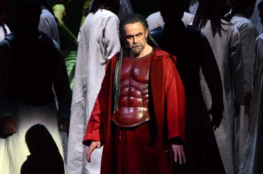 Giacomo Prestia nella Norma di Bari