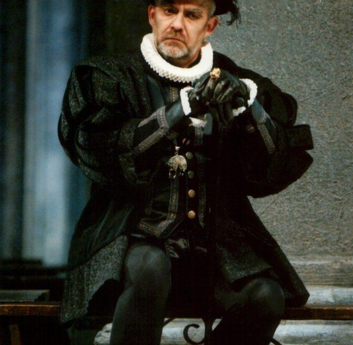 Don Carlo al Massimo di Palermo- Giacomo Prestia as Filippo II - 2