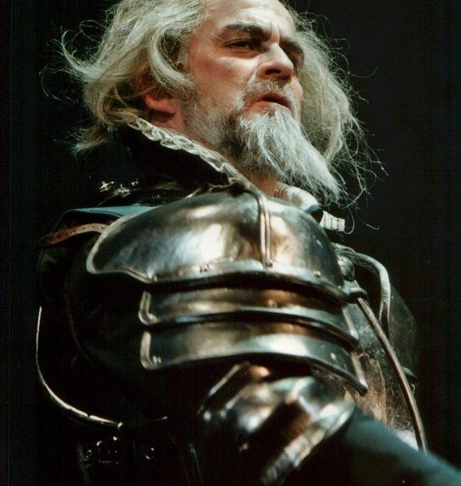 Don Quichotte - Giacomo Prestia in the title role 2
