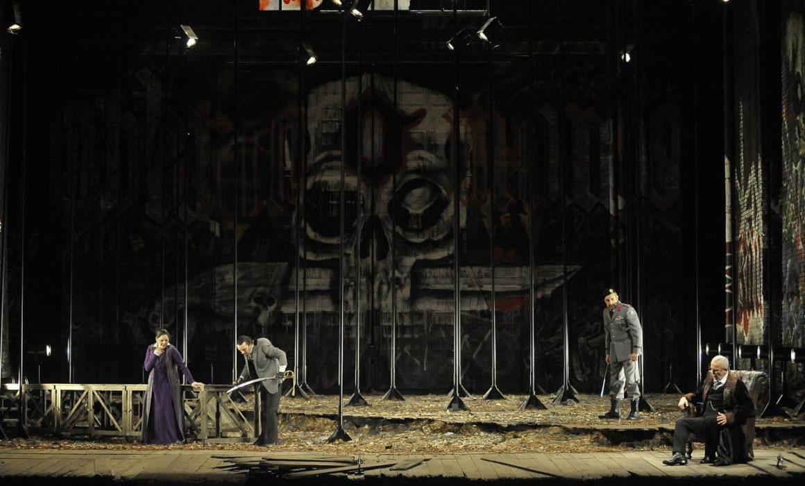 I Masnadieri- Prestia as Moor father- Napoli - terzetto