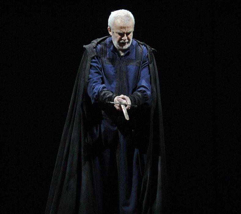 Simon Boccanegra- Teatro La Fenice di Venezia, 2014- Giacomo Prestia as Fiesco- aria principale