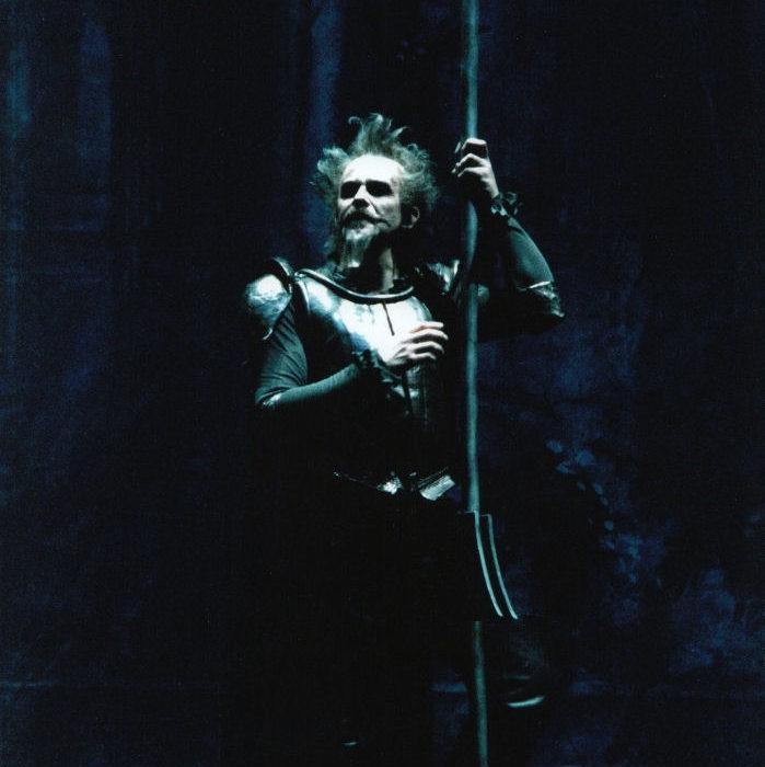Don Quichotte - Giacomo Prestia in the title role 5