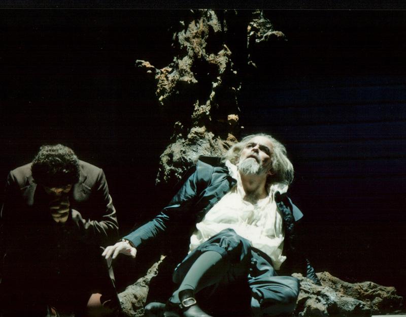 Don Quichotte - Giacomo Prestia in the title role 4
