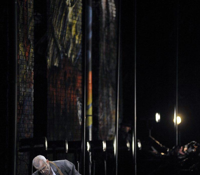I Masnadieri- Prestia as Moor father- Napoli - scena dell'aria