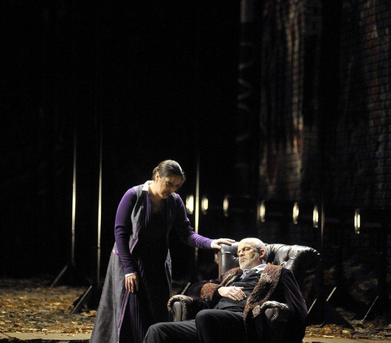 I Masnadieri- Prestia as Moor father- Napoli with the soprano garcia