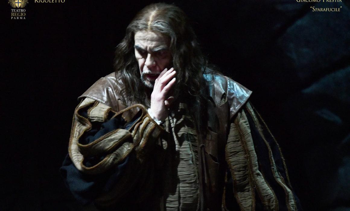 Rigoletto Regio di Parma - Giacomo Prestia as Sparafucile- Gennaio 2018 -4