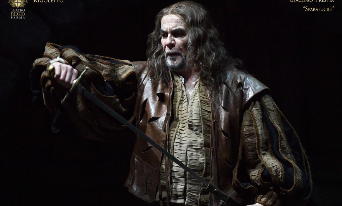 Rigoletto Regio di Parma - Giacomo Prestia as Sparafucile- Gennaio 2018 -3