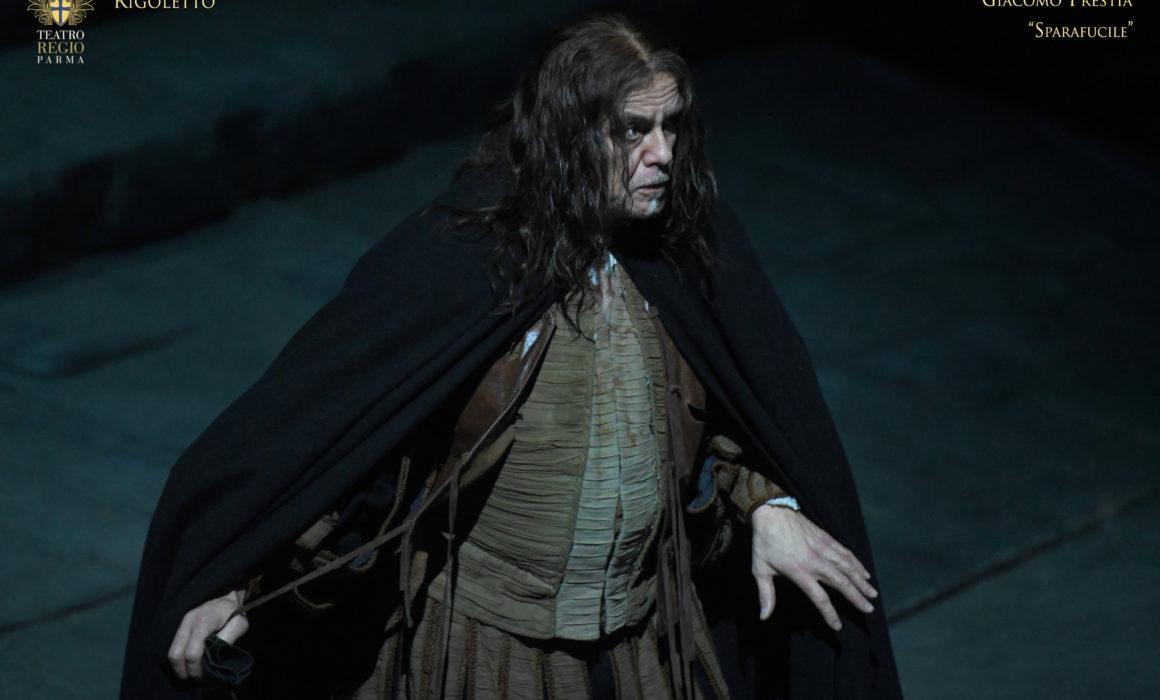 Rigoletto Regio di Parma - Giacomo Prestia as Sparafucile- Gennaio 2018 -2