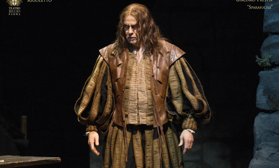 Rigoletto Regio di Parma - Giacomo Prestia as Sparafucile- Gennaio 2018 -1