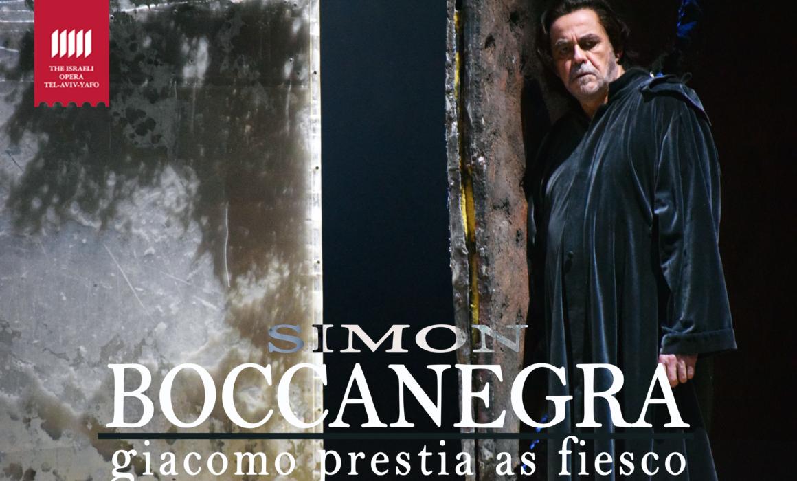 copertina recita boccanegra prestia tel aviv