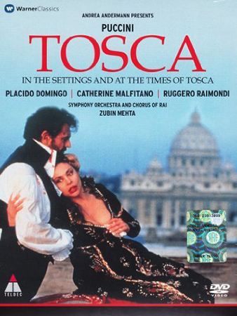 tosca domingo original setting
