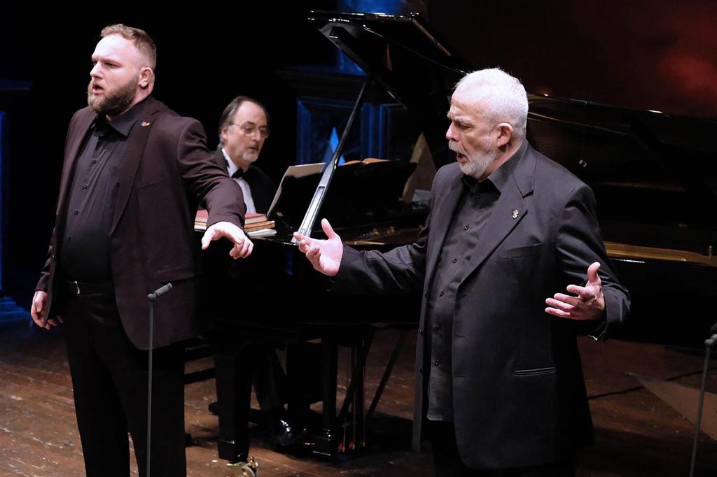 primo piano duetto basso baritono don carlo